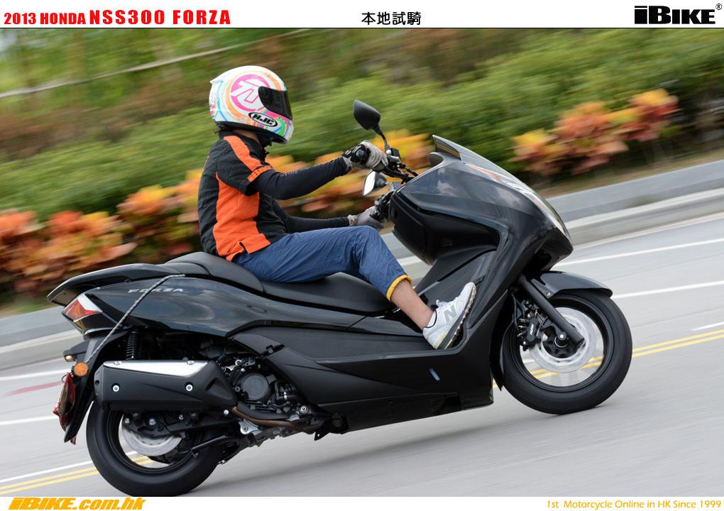 Nss300a Forza Review | Autos Weblog