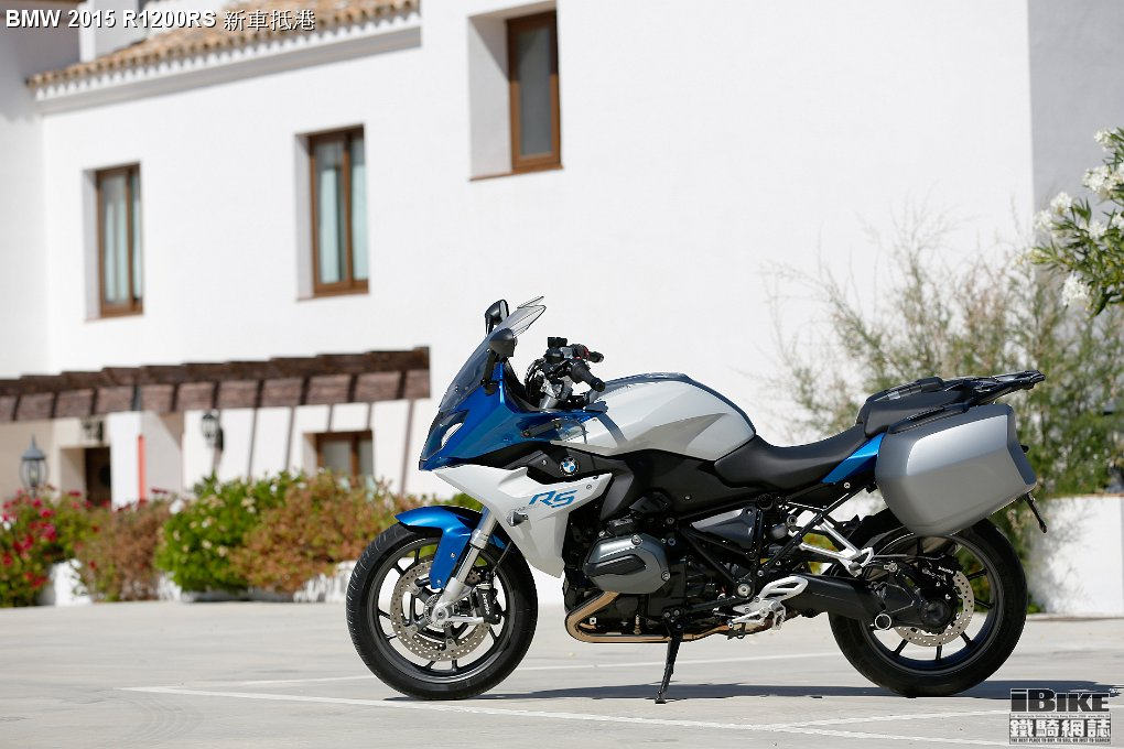 BMW 2015 R 1200 RS