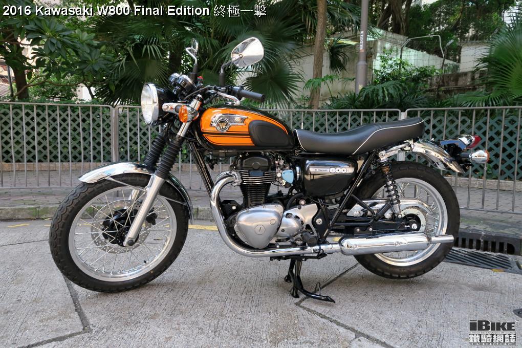 Kawasaki W80020111999W650W800W800 Final Edition