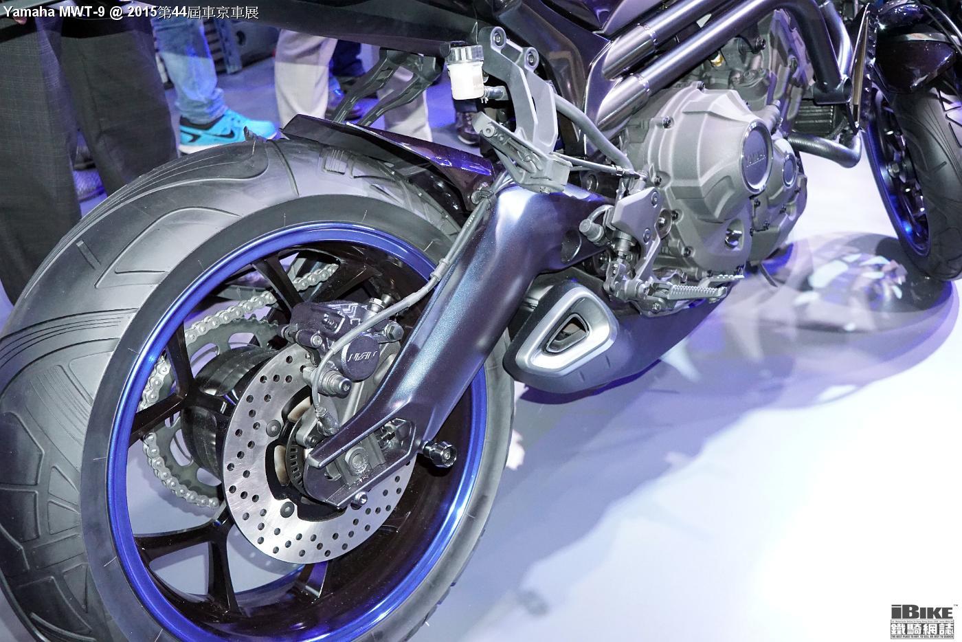 Yamaha Mwt  Release Date