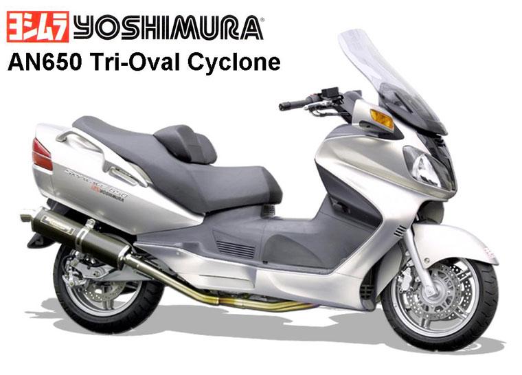 Suzuki Sexhaust System